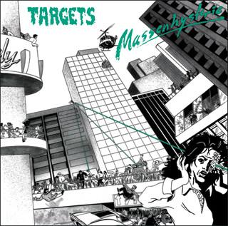 Targets Massenhysterie slime green wax