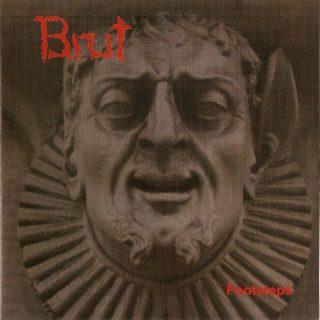 BRUT Footsteps tupla-EP