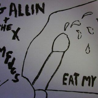 GG Allin + The Scumfucks