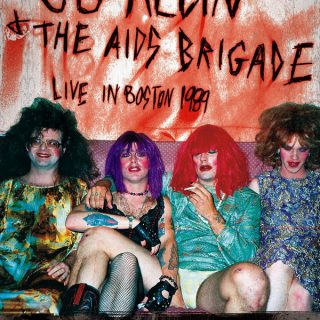 GG Allin & The AIDS Brigade