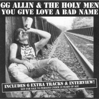 GG Allin & The Holy Men