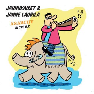 Jahnukaiset & Janne Laurila