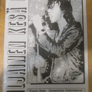 Hiljainen Kesä 6 1987