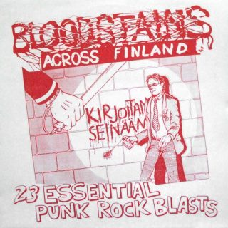 V/A – Bloodstains Across Finland